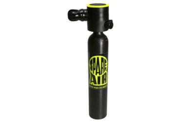 Spare Air CE kit 300 Zwart (incl. Meet meter) #SA300PK-CEDG