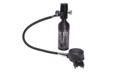 HEED 3 1.7 cu.ft. Cylinder met slang #SA175-003